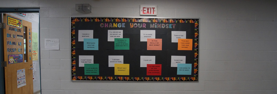 Bulletin Board on Mindfulness